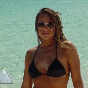 Katies World Black Thong Cancun Picture Set 043