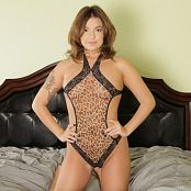 Sheri Belle Friendly Kitty Picture Set & HD Video