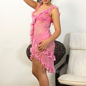 Sofy Arias Pony Tail Babydoll Picture Set