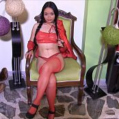 Valeria Lopera Santas Helper HD Video
