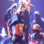 布兰妮·斯皮尔斯Freakshow热金发女郎 & 乳胶紧身连衣裤高清视频