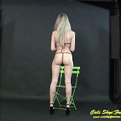 Cali Skye Green Chair HD Video