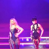 Britney Spears POM Freakshow 2014 Throwback HD Video