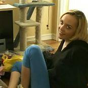 Annette Schwarz Short BTS From Porn Set Video