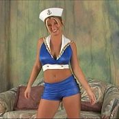 Halee Model My Little Sailor Outfit Dancing Video