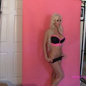 Karly Alluring Vixens Pink & Black Photoshoot HD Video