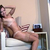 Kitty Purrz Beige Baby Picture Set & HD Video