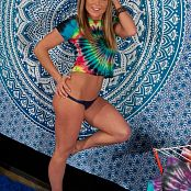 Madden Tye Dye Outfit Picture Set