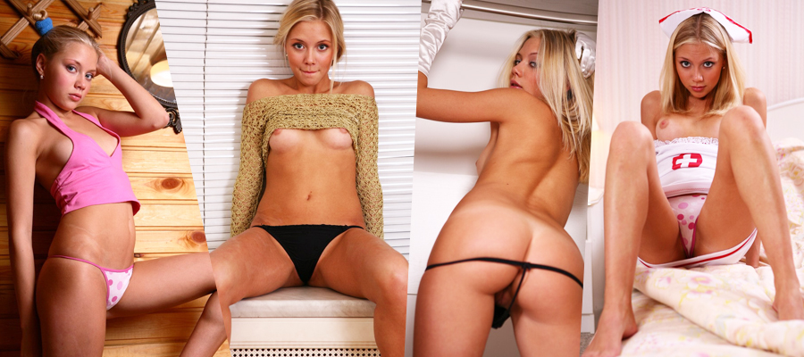 Sandy Fair Young Cute Blonde Picture Sets & Videos Siterip
