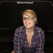 Sherri Chanel Sexy Nerd JOI HD Video