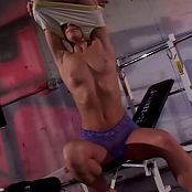 Young Aurora Snow Takes Anal At The Gym Video