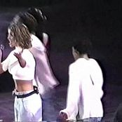 Britney Spears Sometimes Live 1999 White Outfit Video