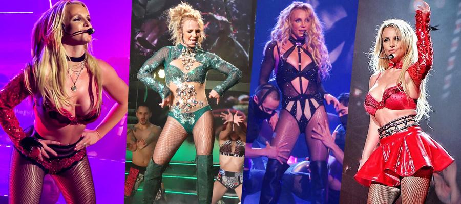 Britney Spears Piece of Me Concert Live LA 2016 4K UHD Megapack