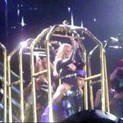 Britney Spears Blonde Hair Black Latex Rare Bootleg Video