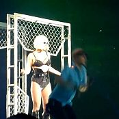 Britney Spears Toxic Live Australia Circus Tour 2009 HD Video