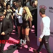 Britney Spears BMA Red Carpet 2016 HD Video