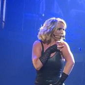 Britney Spears Do Something Live Sexy Black Catsuit HD Video