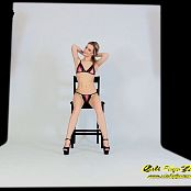 Cali Skye Peek A Boo Striptease HD Video