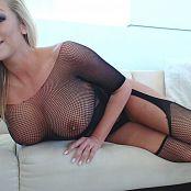 Gisele Love Fishnets Picture Set & HD Video