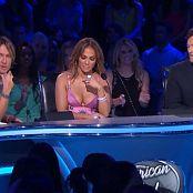 Jennifer Lopez Sexy Pink Cleavage HD Video