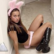 Katies World Bunny Thong Picture Set 070