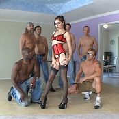 Sasha Grey Gangbang 5 DVDR & BTS Video
