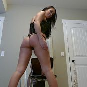 Aleah Jasmine Baby Oil Dildo Ride HD Video