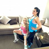 Katie Banks & Brianna Jordan Personal Trainer BTS HD Video