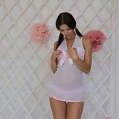 May Model Sexy Striptease HD Video 120