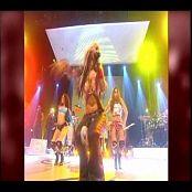 Christina Aguilera Dirrty Live Pepsi Chart 2002 Video