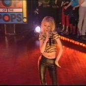 Christina Aguilera Genie In a Bottle Live 1999 TOTP Video