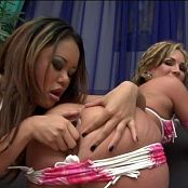Flower Tucci & Annie Cruz Flowers Squirt Shower 3 DVDR Video