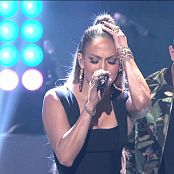 Jennifer Lopez Back It Up Live American Idol 2015 HD Video