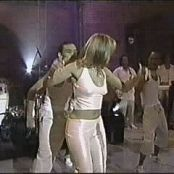 Jennifer Lopez Una Noche Mas Live Christina Show 2000 Video