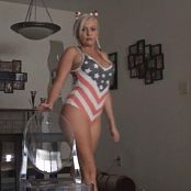 Kalee Carroll Happy 4th of July 2016 Part 1 Video