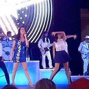 Katy Perry Firework Live Skin Tight Blue Latex Dress HD Video