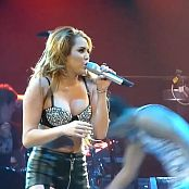 Miley Cyrus Party In The USA Live Black Leather & Spikes HD Video