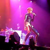 Rihanna Rude Boy Black Latex Live Odyssey Arena 2010 Video