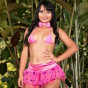 Thaliana Garden Pink TBF 633 Picture Set