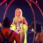 Britney Spears Super Sexy Golden Armor Dominatrix HD Video