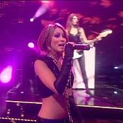 Rachel Stevens I Said Never Again Live Smash Hits Poll Winners Party Video