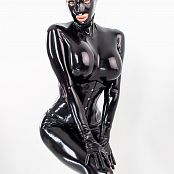 Bianca Beauchamp Shiny Rubber Mouse Picture Set