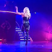Britney Spears Freakshow Sexy Shiny Outfit 2014 Video
