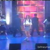 Britney Spears Baby One More time Live HowieMandell 1999 Video