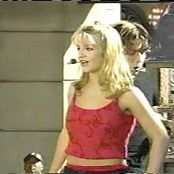Britney Spears Baby One More Time Live Regis Kelly 1999 Video