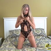 Cali Skye Black Lace HD Video *Fixed Version*