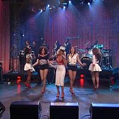 Christina Aguilera Candyman Live Jay Leno HD Video