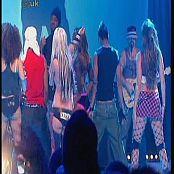 Christina Aguilera Dirrty Live CDUK 2002 Sexy Bikini Video