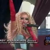 Christina Aguilera, Pink, Lil Kim and Mya Live Wango Tango 2003 Video