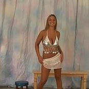 Christina Model Sexy Dancing In Various Outfits Video